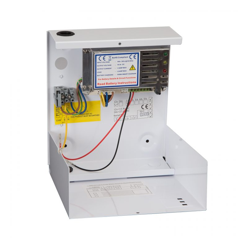 BS4737 Intruder systems and systems that require a battery backup i.e. Access Control