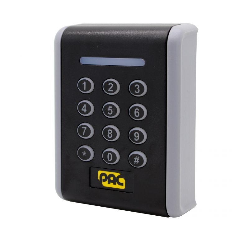 PAC GS3-HF PIN & Prox Reader multiple output formats Inc. PAC & Wiegand