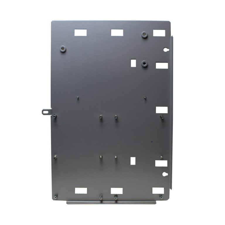 Retrofit kit - mounting plate for 2000 series to 500 series controller