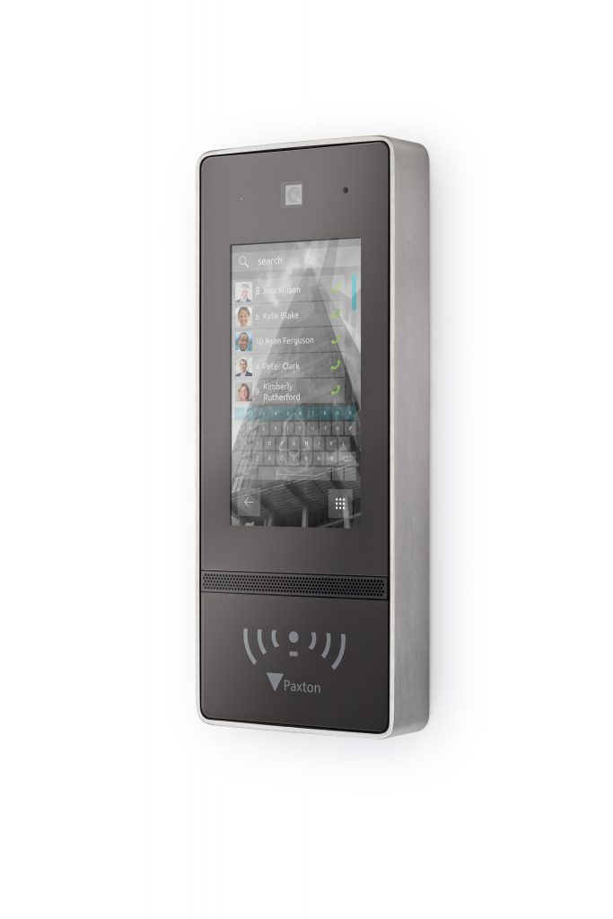 Net2 Entry - Touch panel
