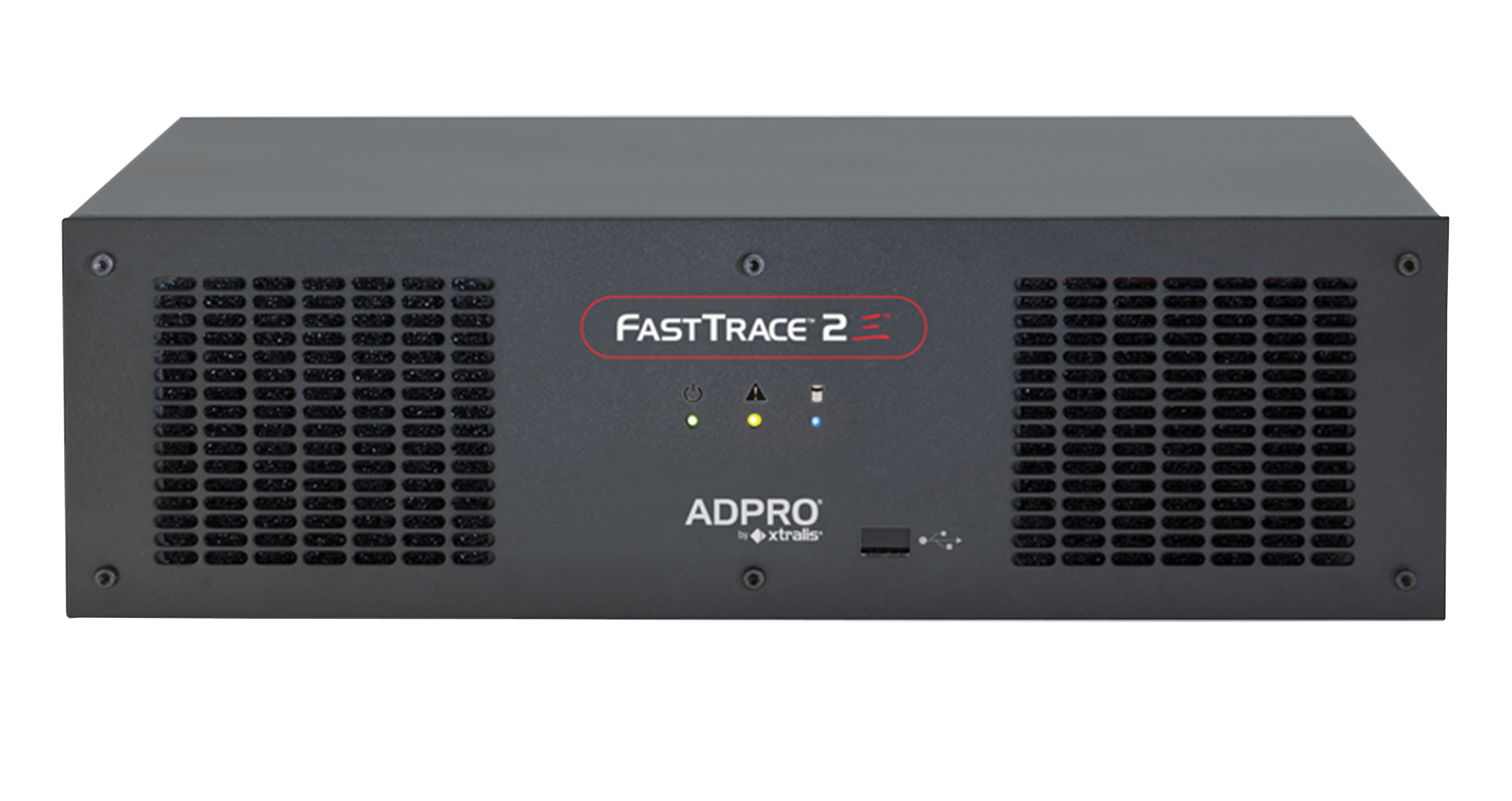 ADPRO FastTrace 2E NVR+ - 4 Analogueue Channels