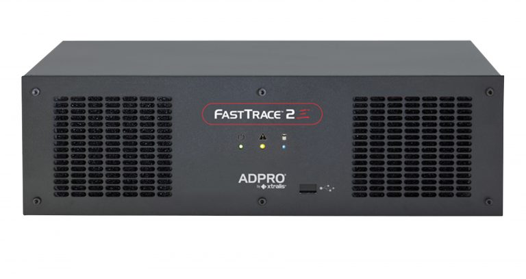 ADPRO FastTrace 2E NVR+ - 8 Analopgue Channels