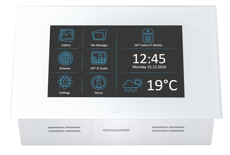 Indoor Touch - Touchscreen Digital Intercom