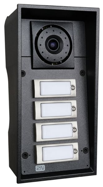 4 call buttons + camera + 10W speaker