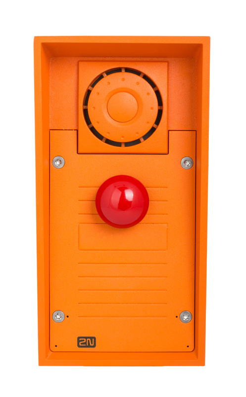 Helios IP Safety - red emergency button
