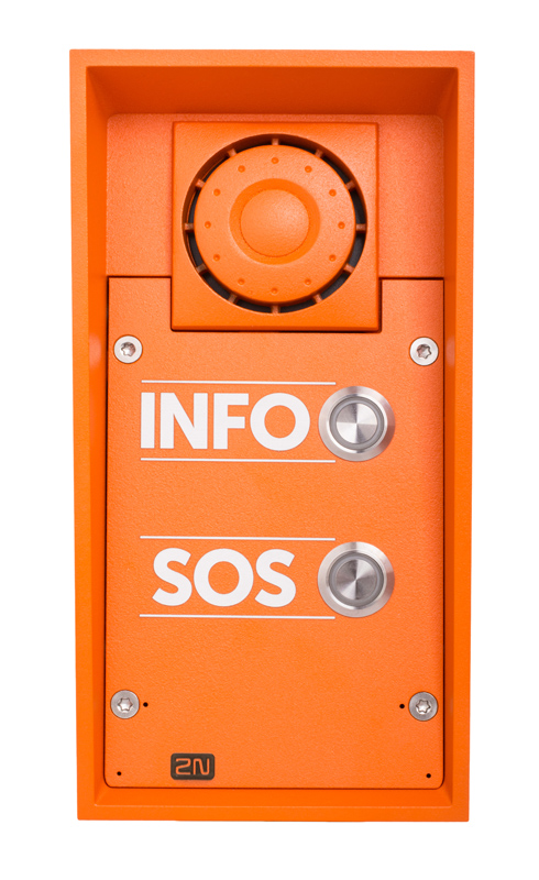 Helios IP Safety - 2 buttons