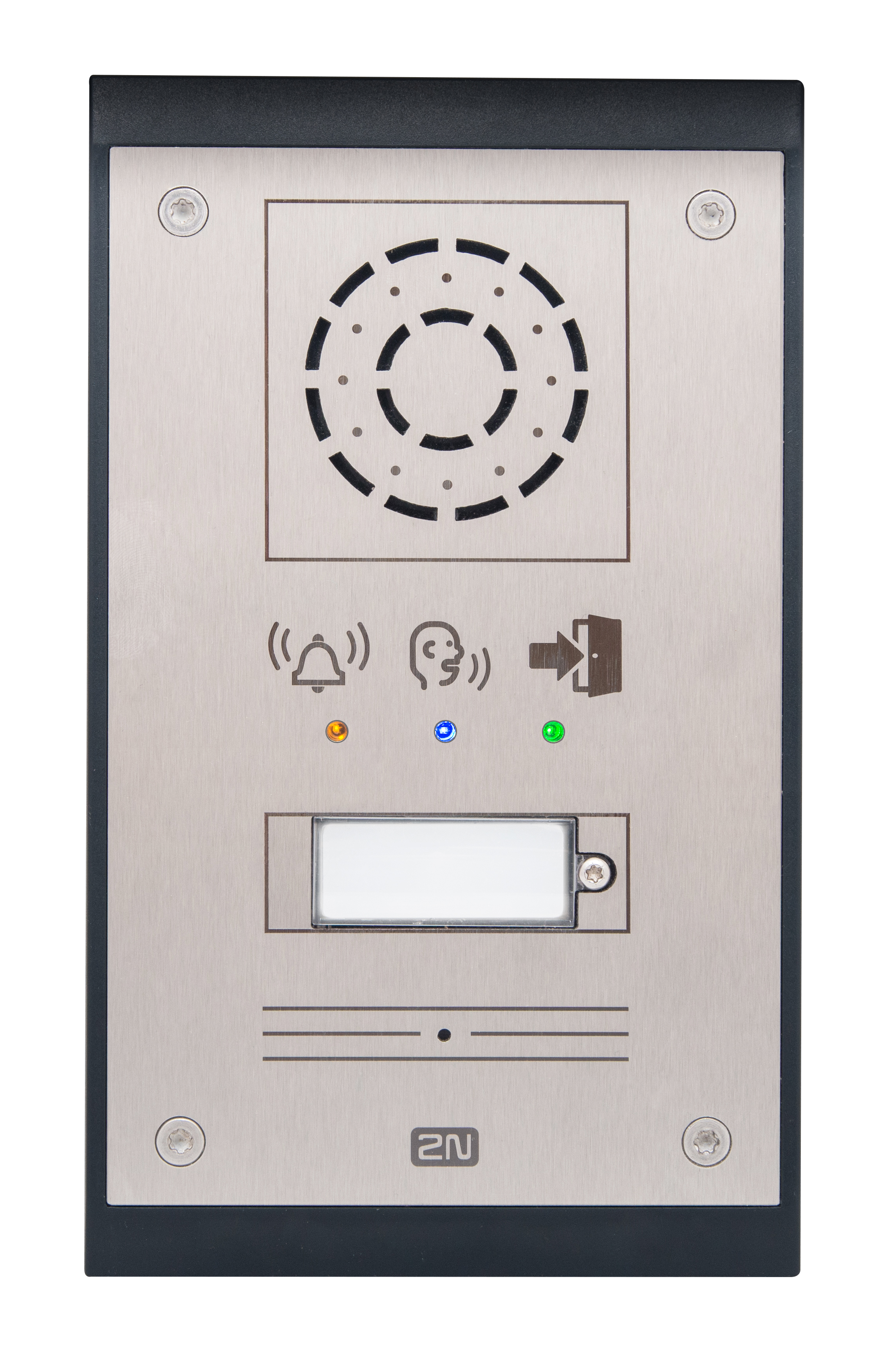 Helios IP UNI Basic IP Door Intercom incl. 1 button and pictograms
