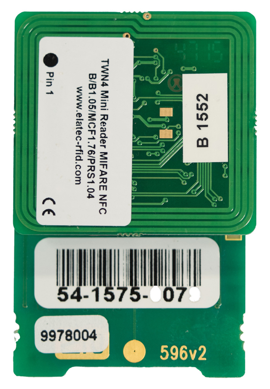 Helios IP Base - 13.56MHz RFID card reader