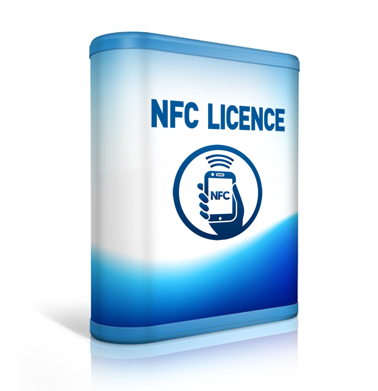 Access Unit NFC licence