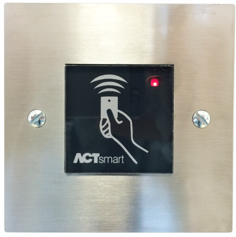 ACT PM Flush Plate