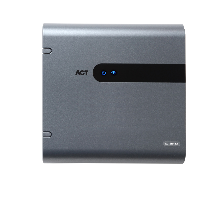ACTpro 120e single door station with 2 amp PSU