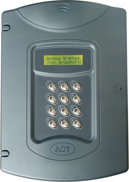 ACTpro 4000 Two Door IP Controller