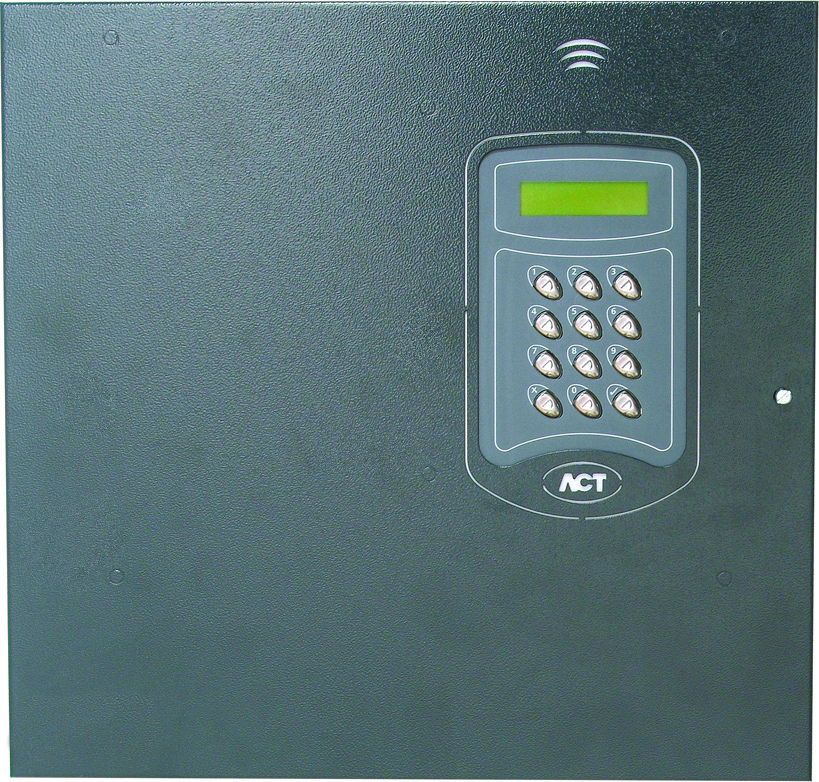 ACTpro 4200 Four Door IP Controller with 3 amp PSU