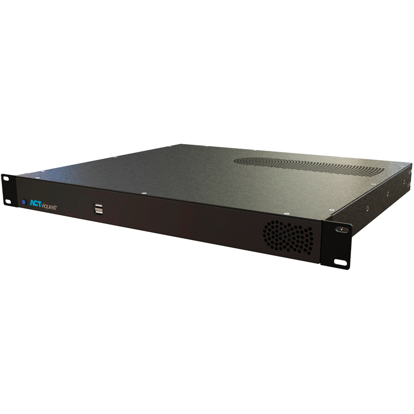 ACTviquest+ 12TB integrated access control and VMS solution - rack mountable