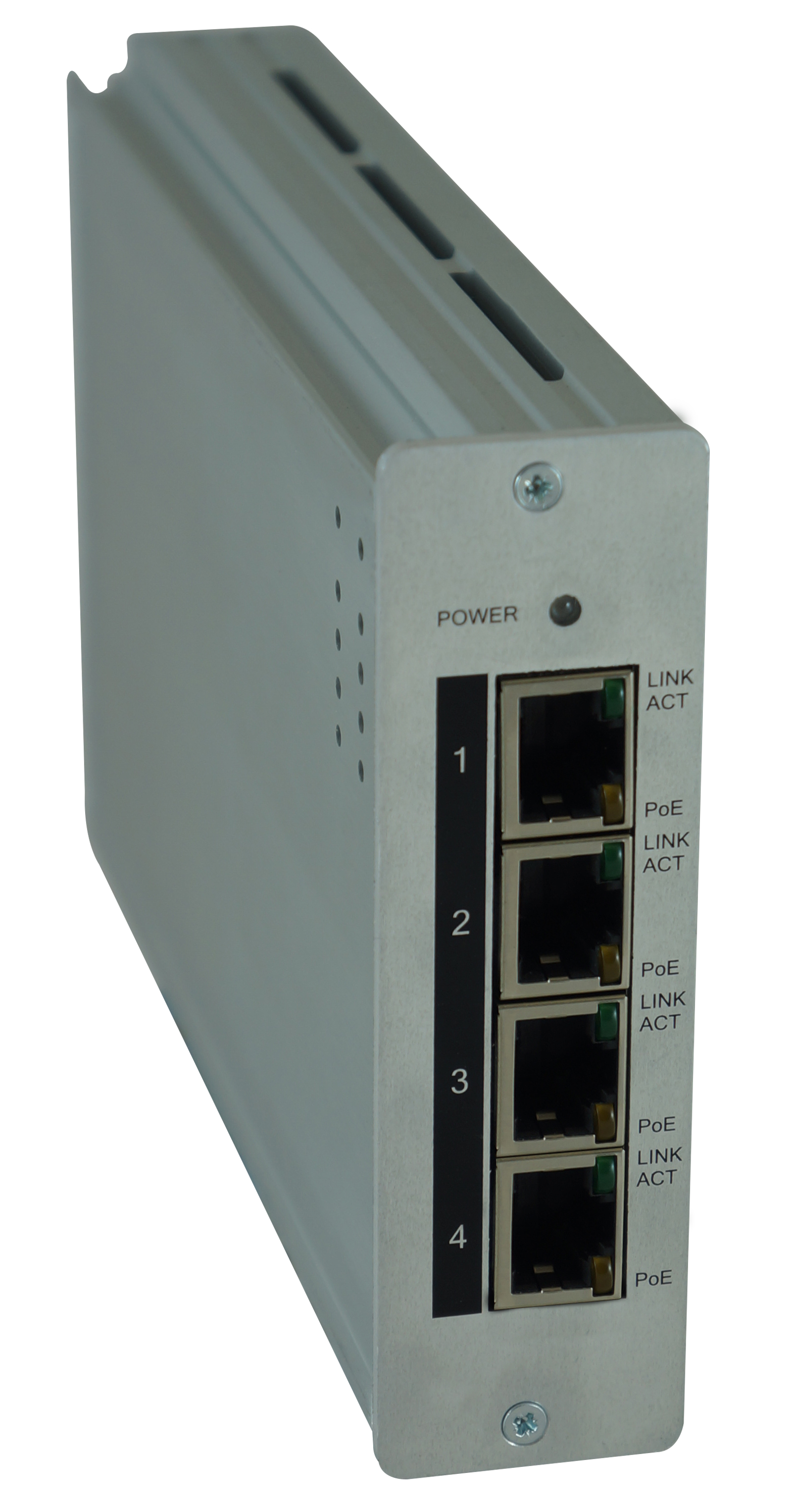 Industrial Unmanaged PoE Switch