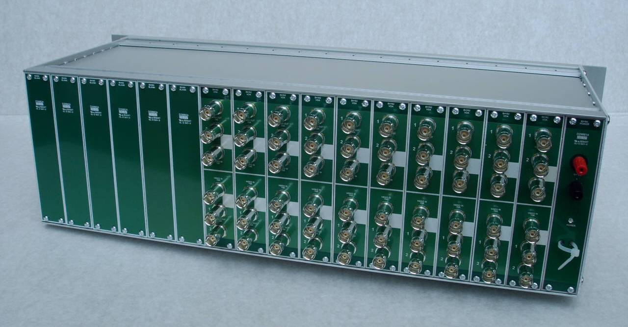 Video Distribution Amplifier 32 Channel