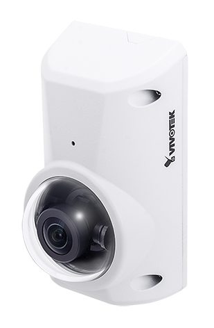 Anti-Ligature Fisheye Network Camera