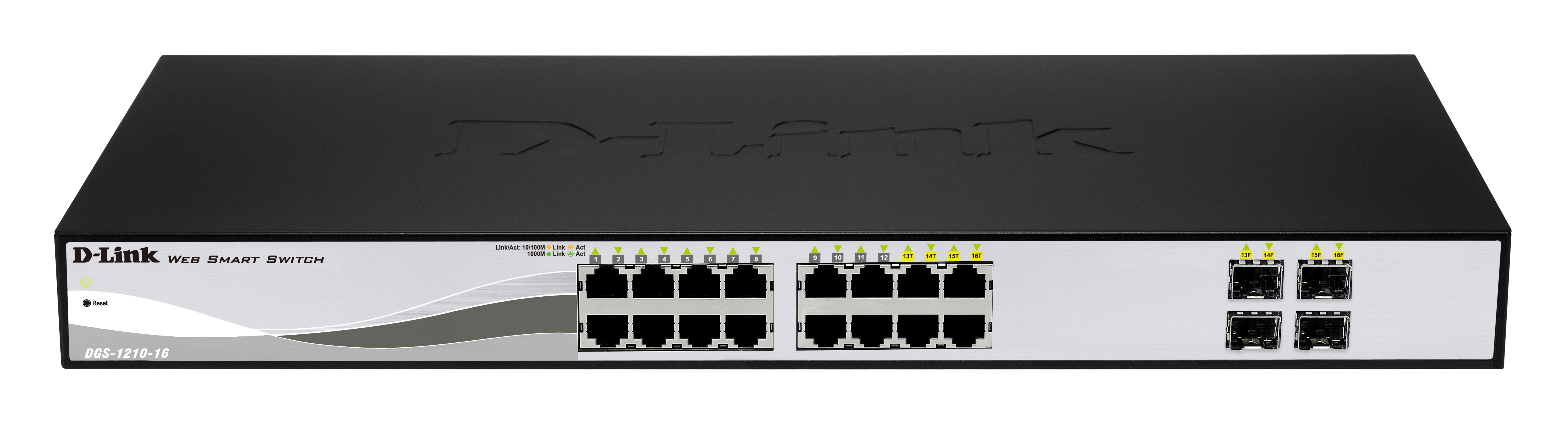 16-port GB Smart Switch including 4 X SFP