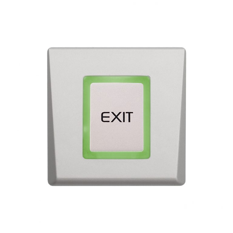 Standalone Touch to Exit Button (flush)