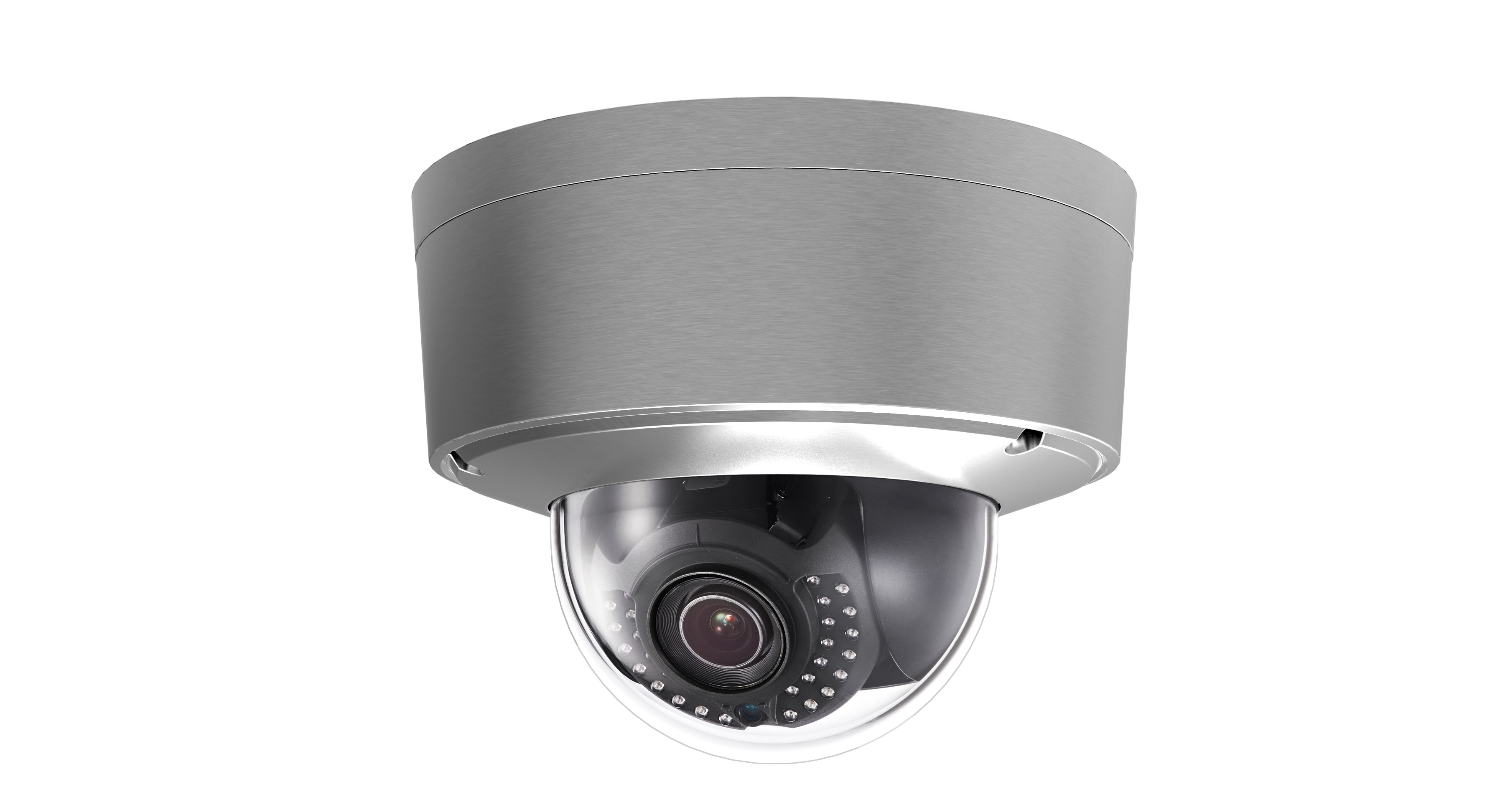 2MP Ultra Low-Light Anti-Corrosion Network Dome Camera