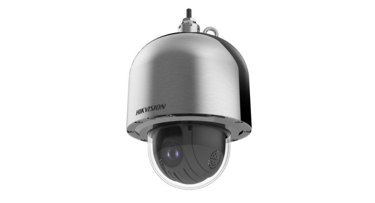 2MP Explosion-Proof Network Speed Dome