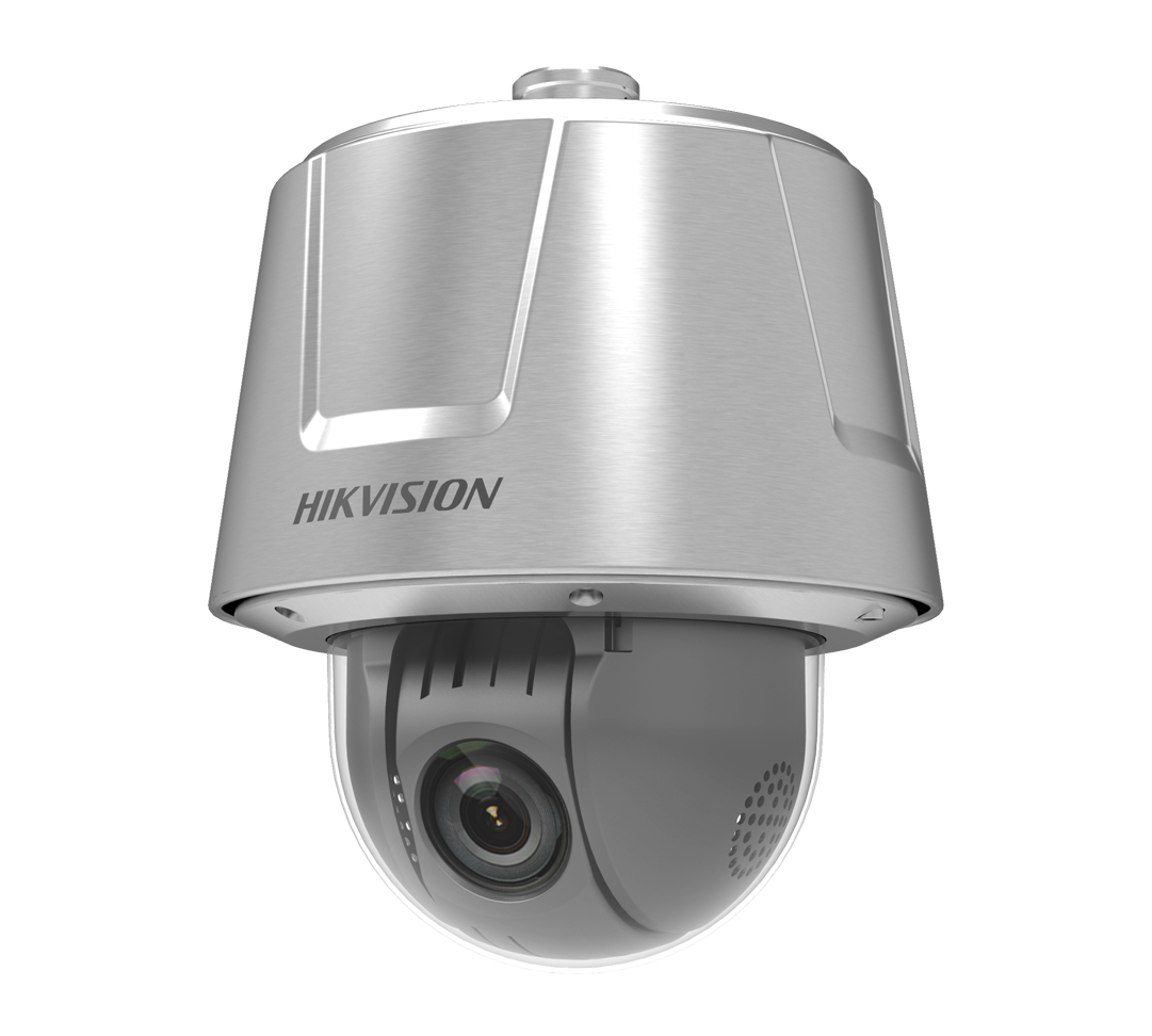2MP Anti-Corrosion Network PTZ Dome Camera