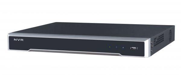"16 Channel 4K NVR 1U 19"" case"