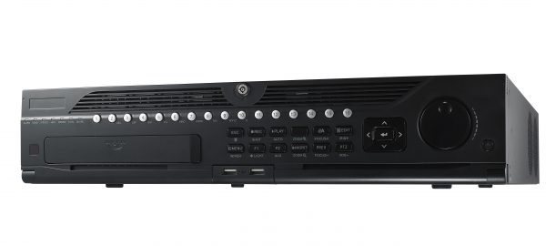 "32 Channel 4K NVR 2U 19"" case"