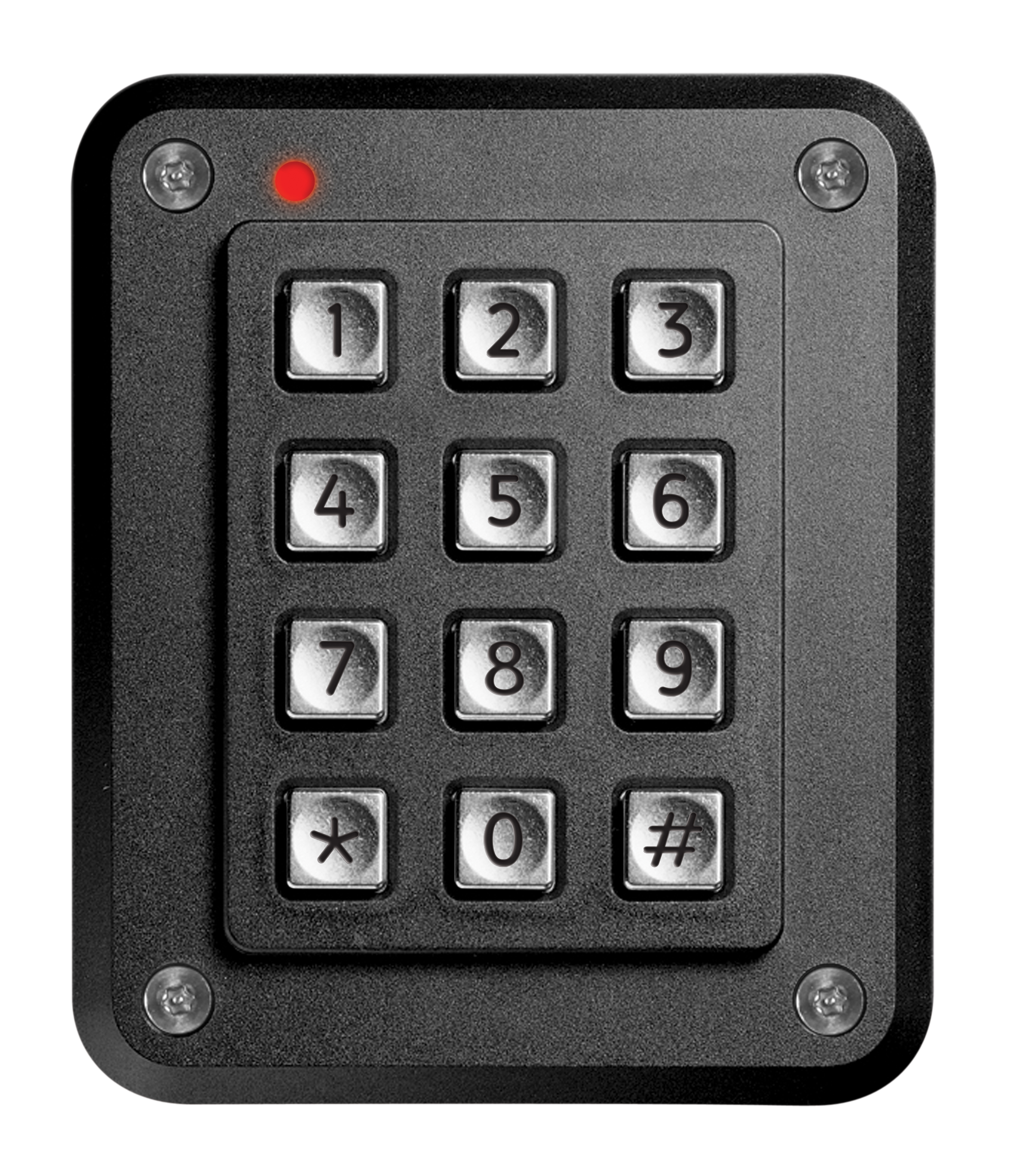 Storm AXS S40 iCLASS Keypad with Contactless reader