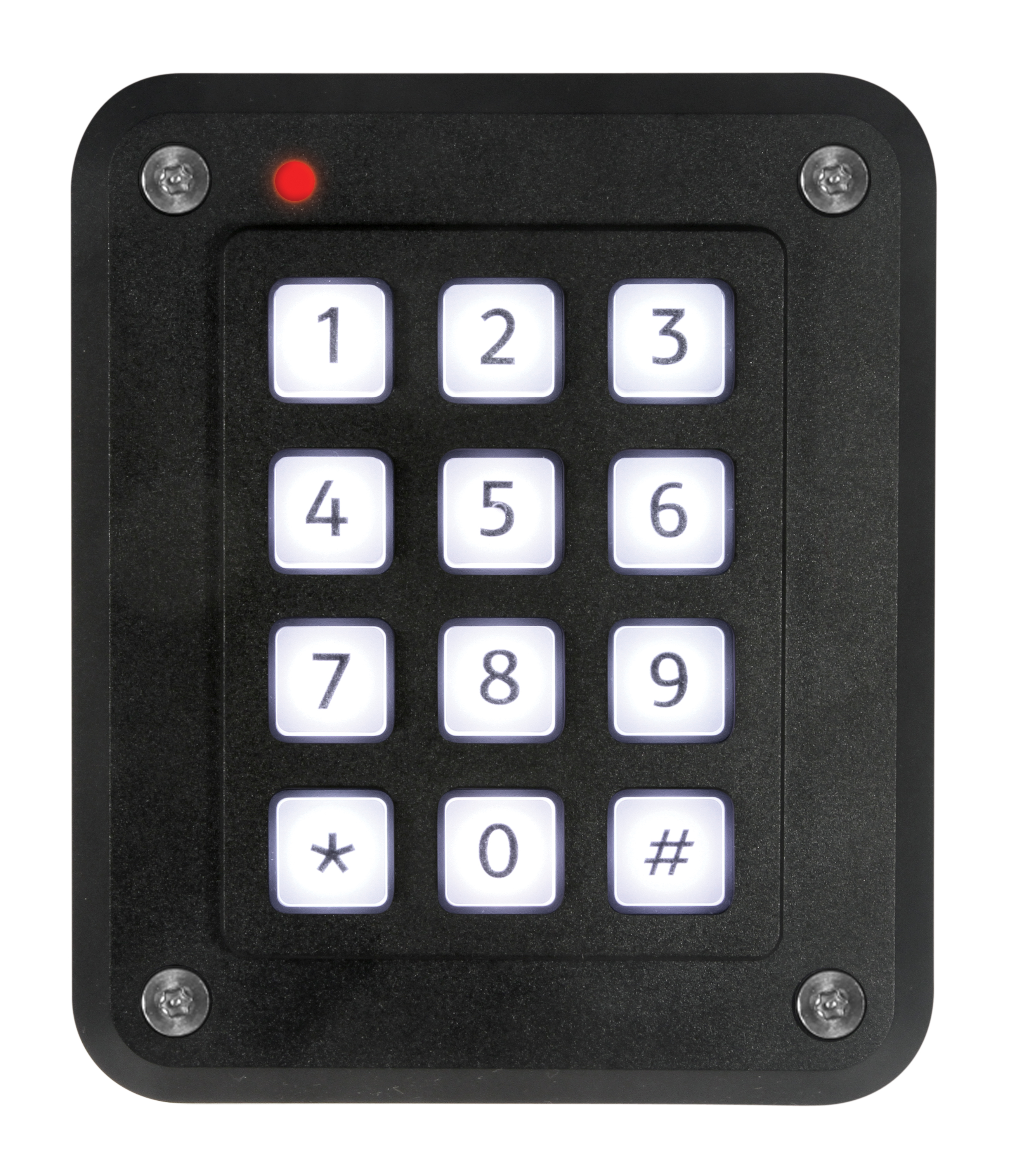 Storm AXS S40i iCLASS Illuminated Keypad with Contactless reader