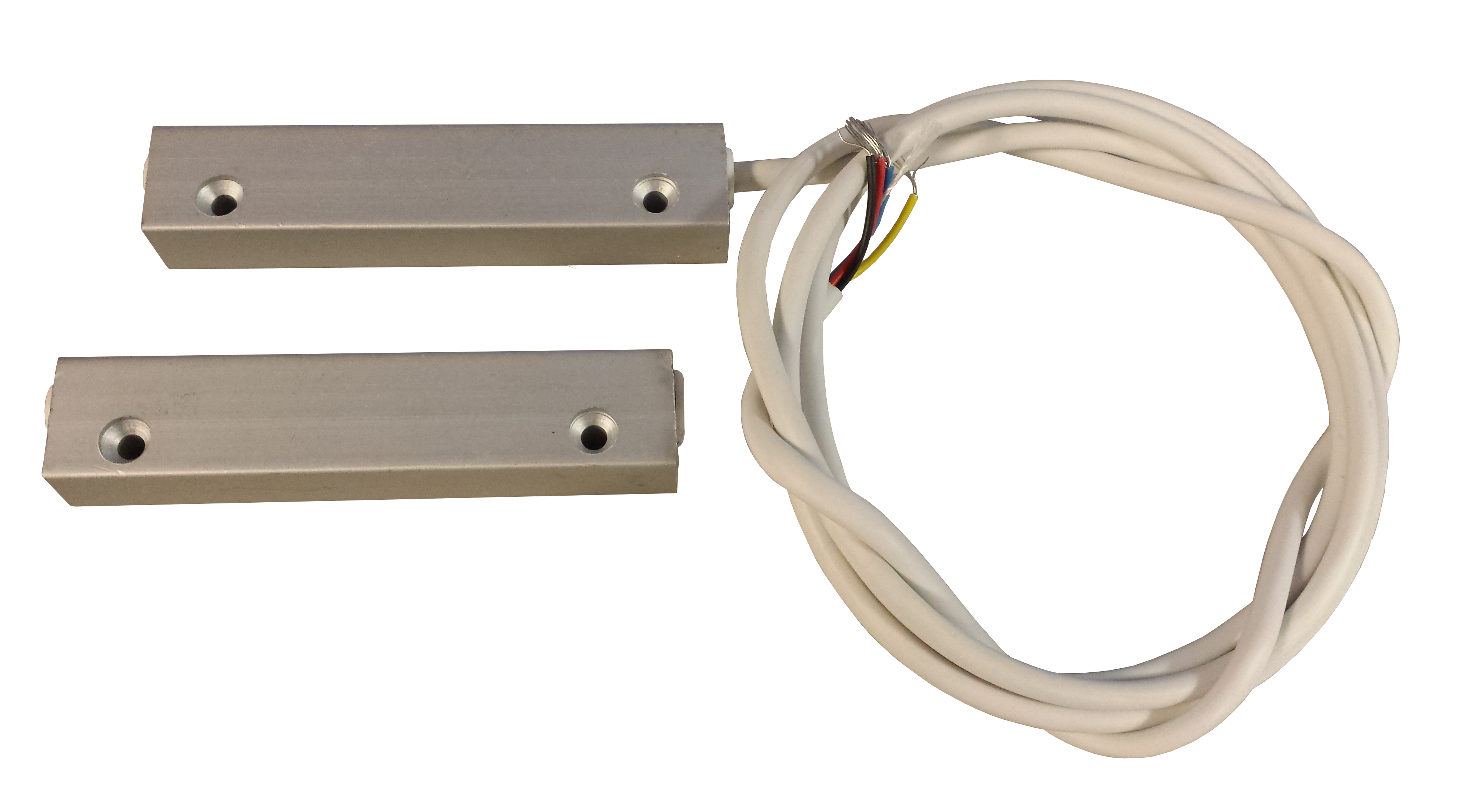 4-Wire Armoured  Aluminium Surface Contact