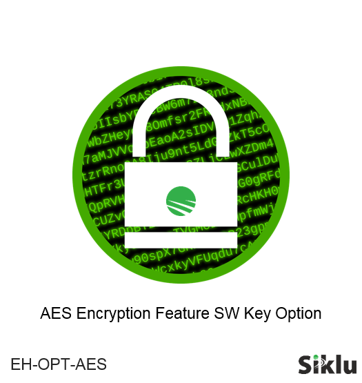 Software key (EH-OPT-AES)