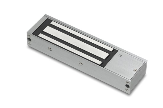 Surface mount unmonitored 545kg maglock 12/24VDC