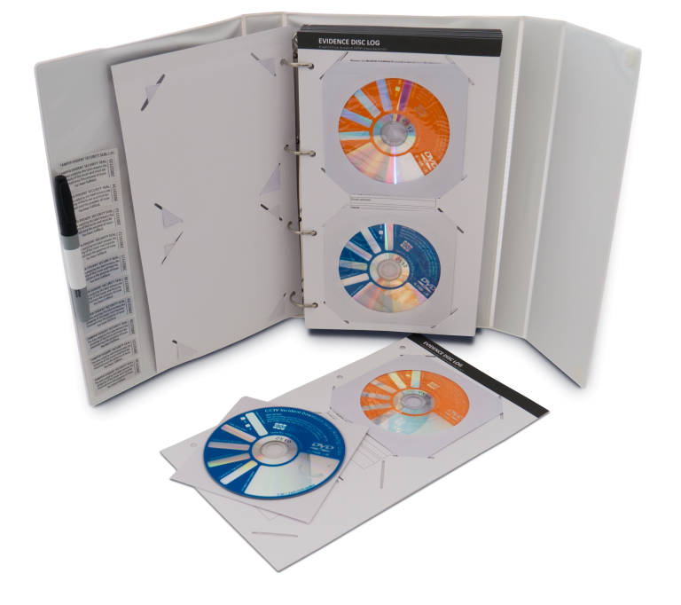 Paperless DVD Evidence Download Pack