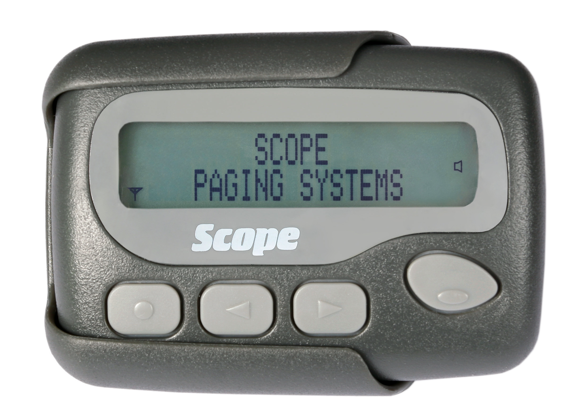 GEO Scribe pager