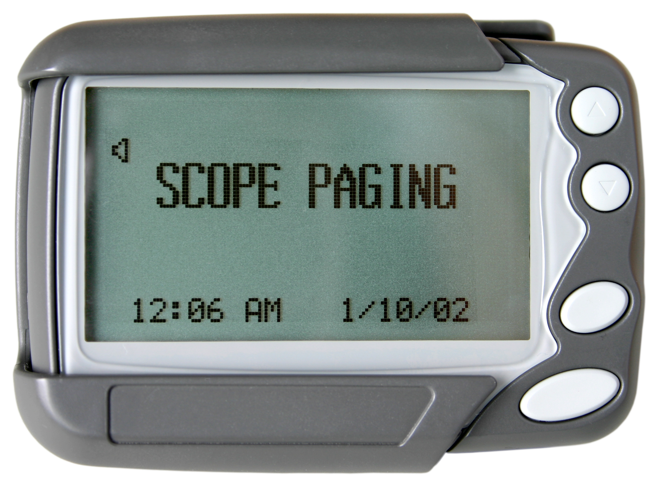 GEO Zoom pager