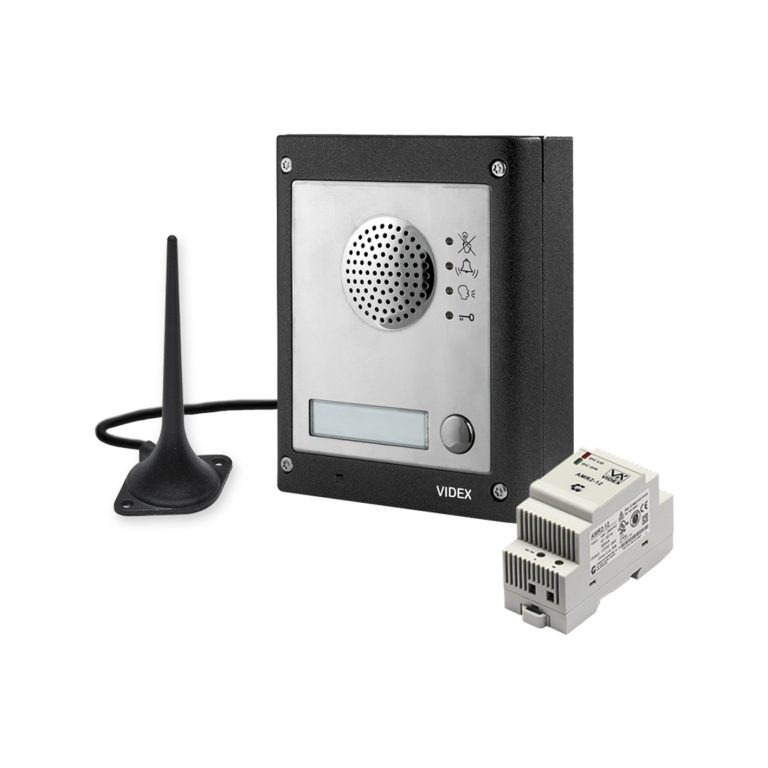 1 button 4000 Series GSM Audio Kit (surface)