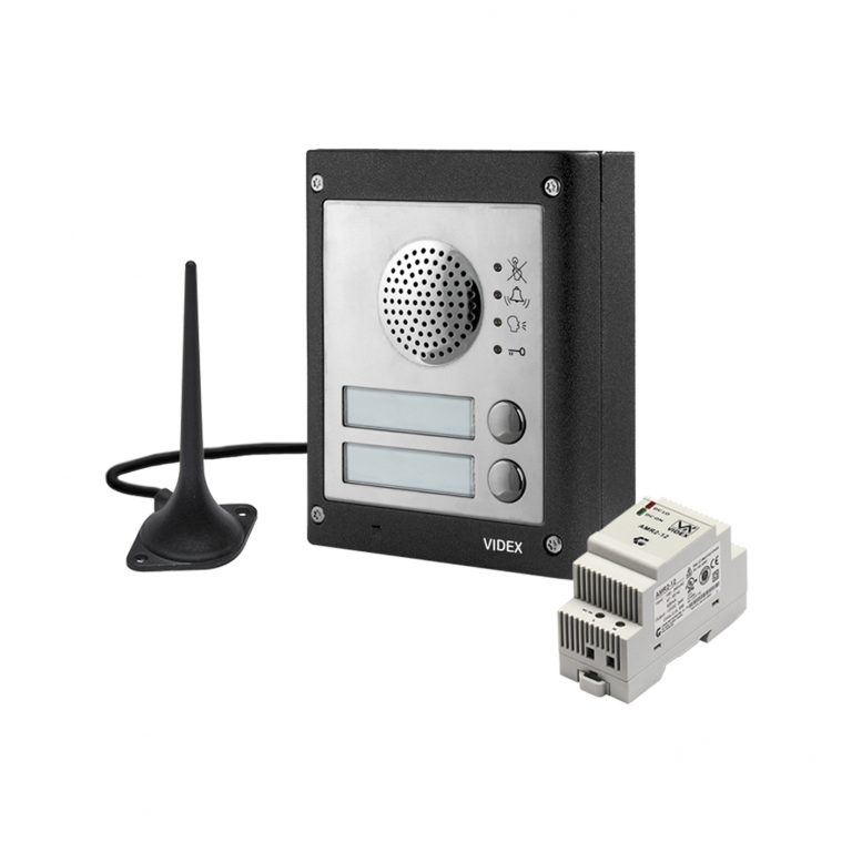 2 button 4000 Series GSM Audio Kit (surface)