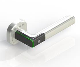 Identity Access Wireless Door Handle