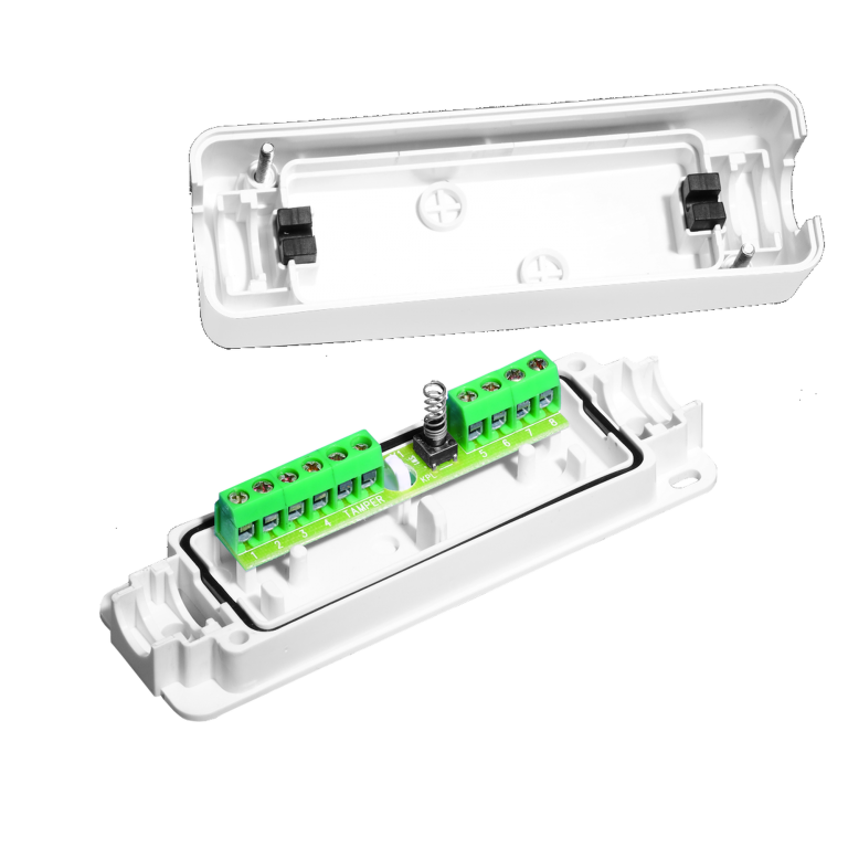 8+2 Terminal Weatherproof Junction Box
