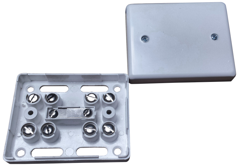 8+2 Terminal Junction Box