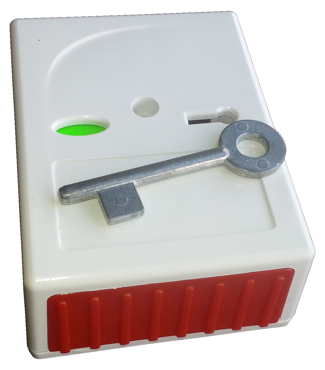 Mini Single End Push Panic Button (Latch/Non-Latch)
