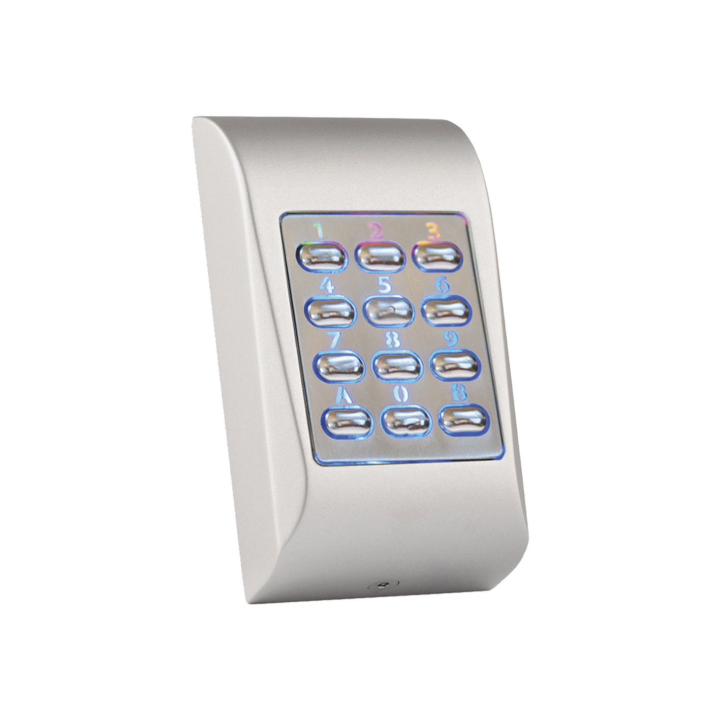 Surface Mini Metal Coded Access Keypad