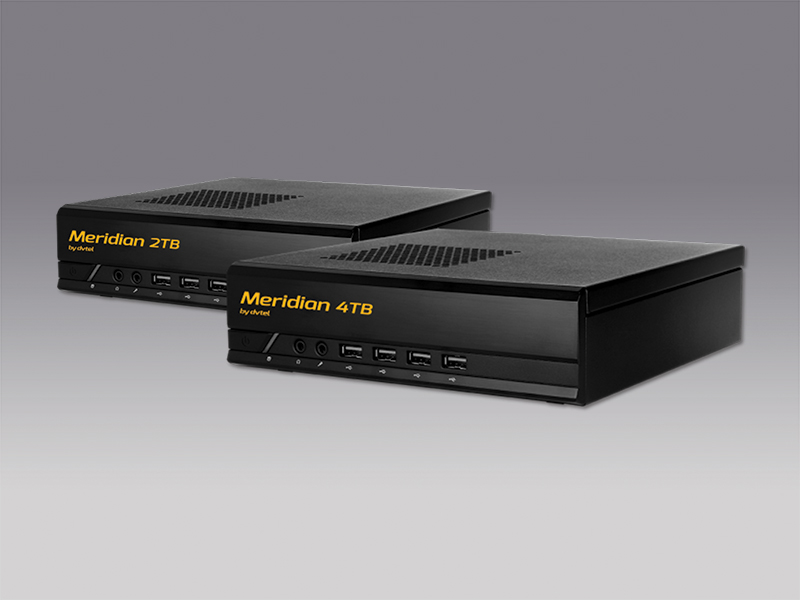Meridian 16 channel NVR