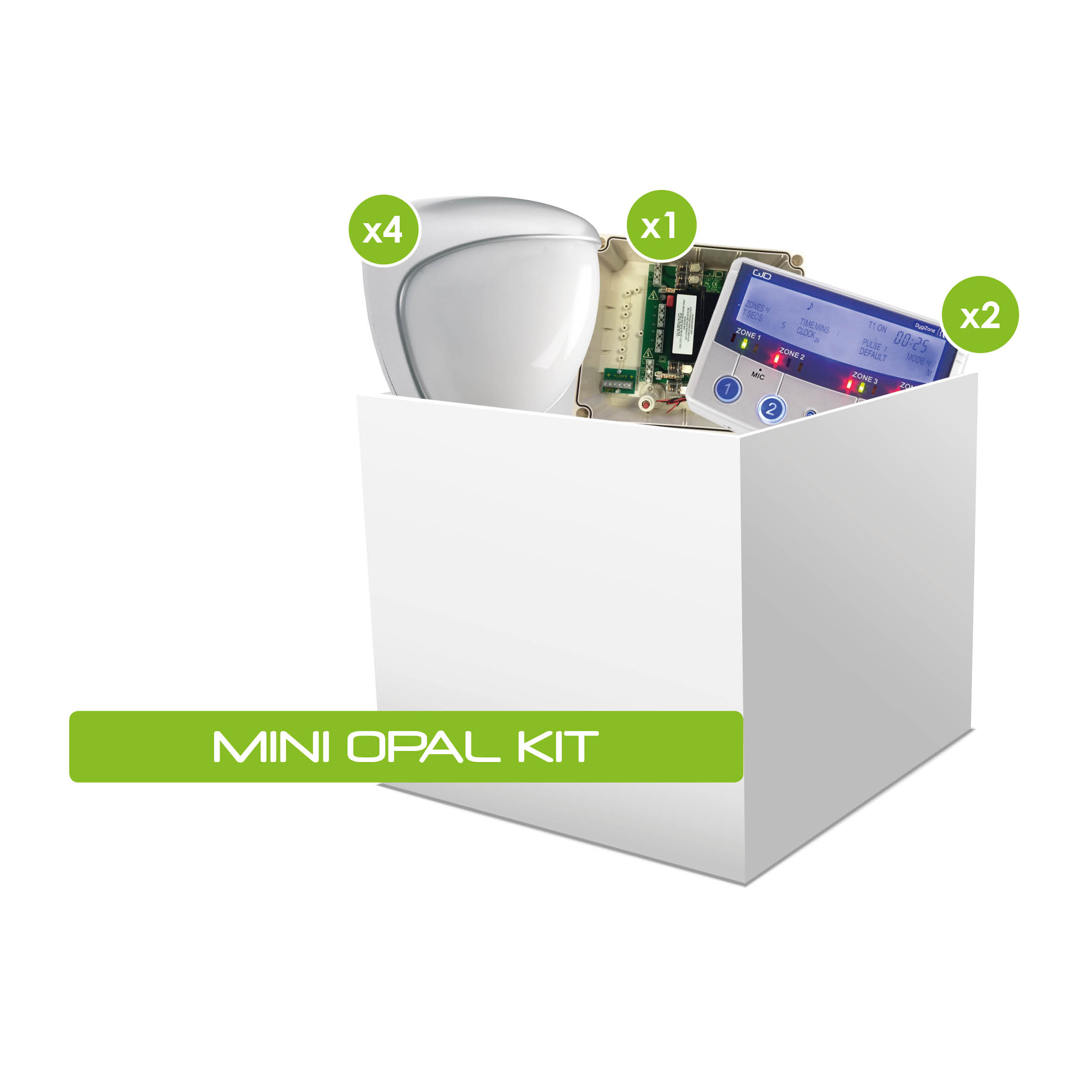 Mini Opal Lighting KIT
