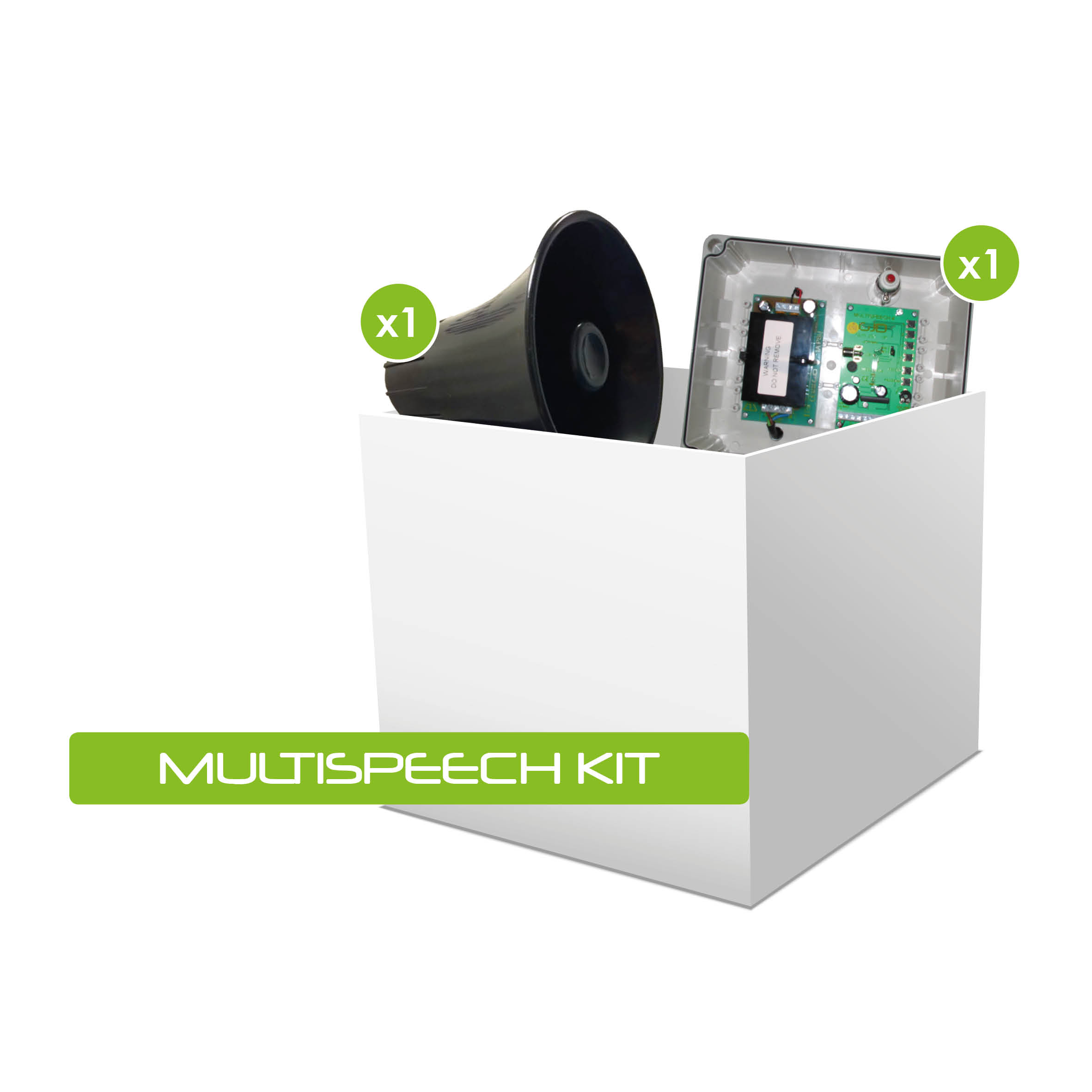 Multispeech KIT