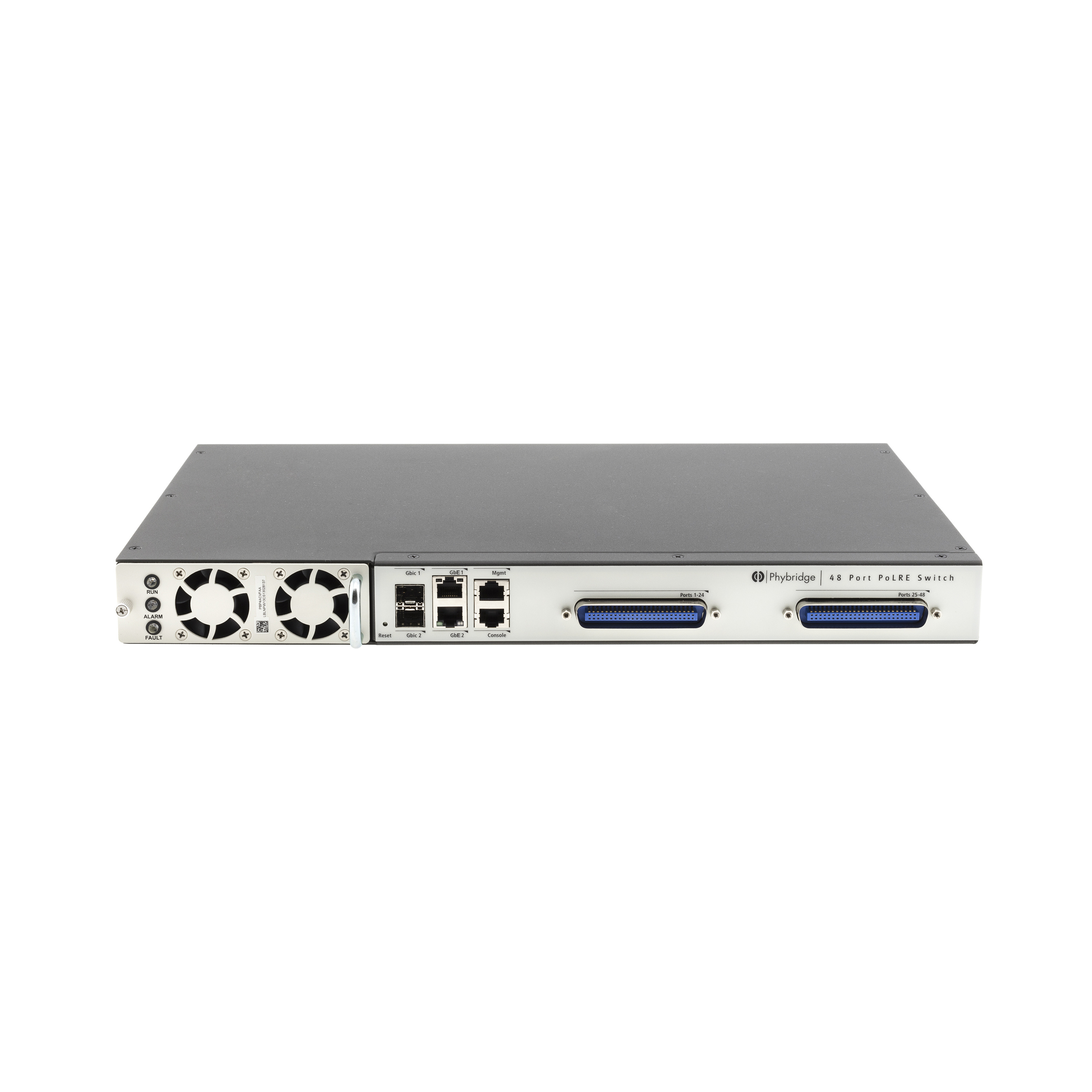 PoLRE48 Managed Switch
