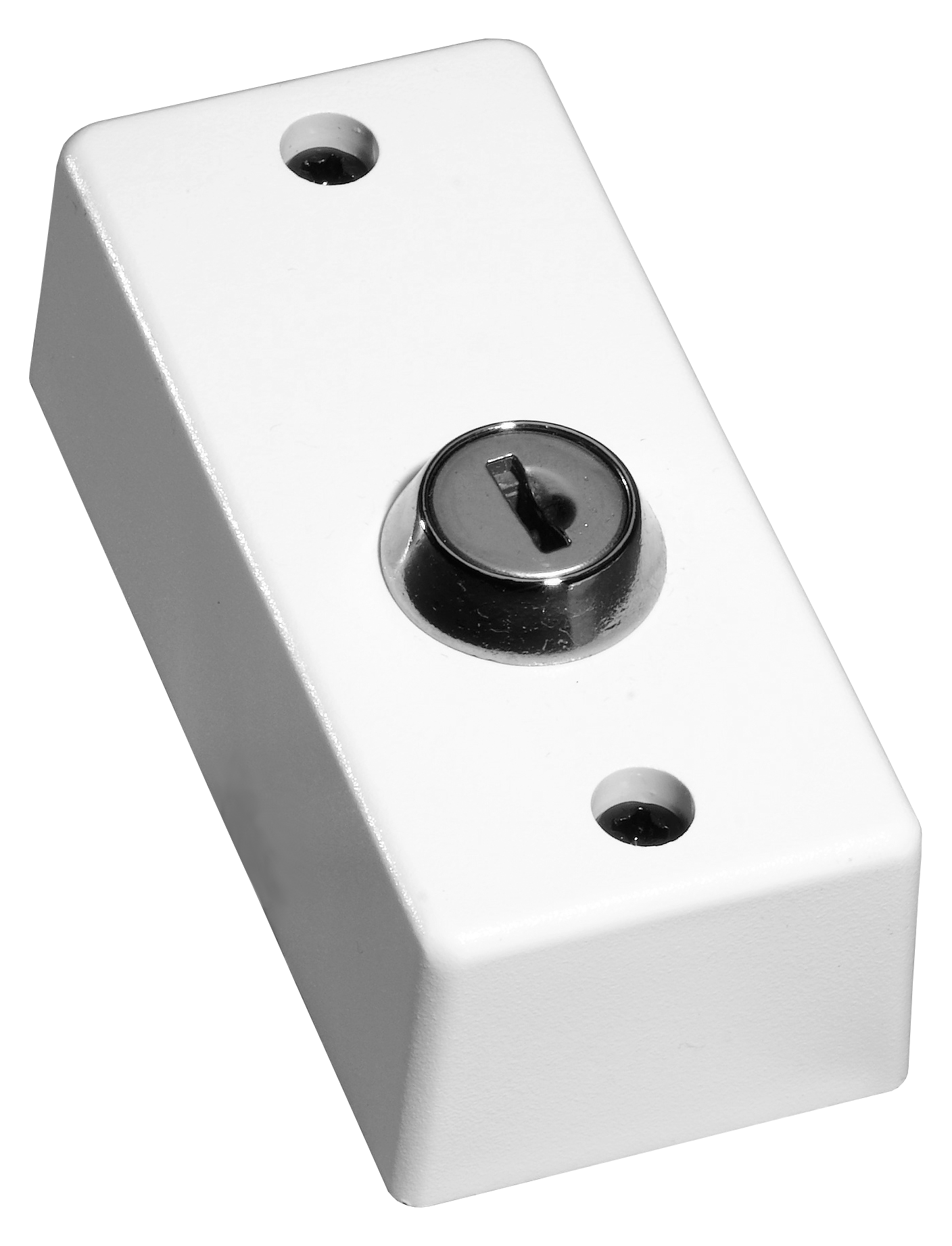 Polycarbonate SPCO Key switch (Keys Differ)