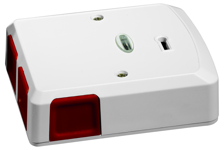 4 Button Confirmable PA (White