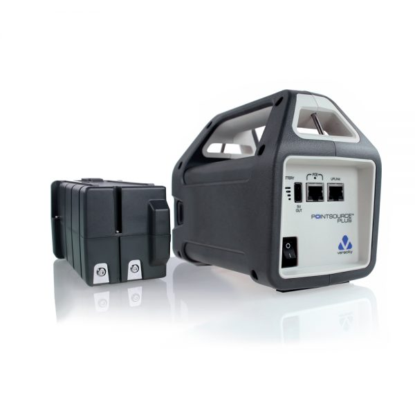 Pointsource plus and battery